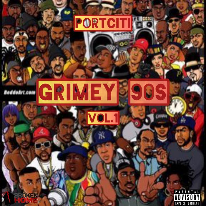 GRIMEY 90s (Vol.1) [Mixtape]