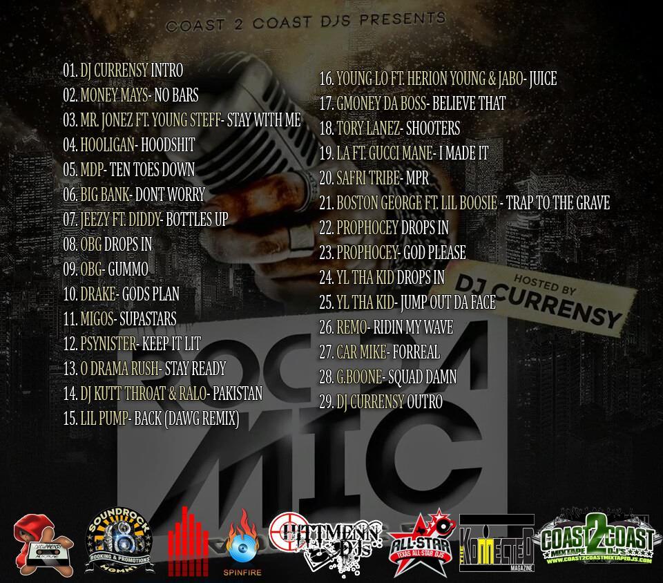 Roc Da Mic Official Mixtape Compilation Vol 5 // Stream