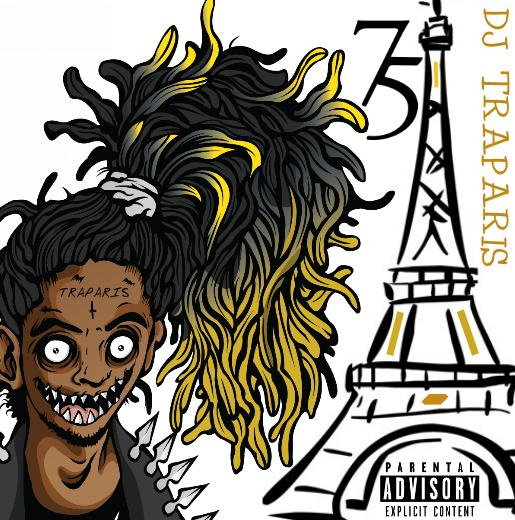 dj traparis - Pvris Saint-Laurent 0 1 (Official Mixtape